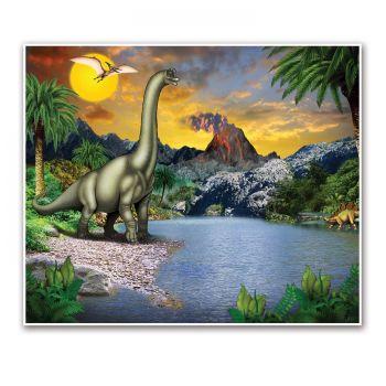 Décor mural Dinosaure