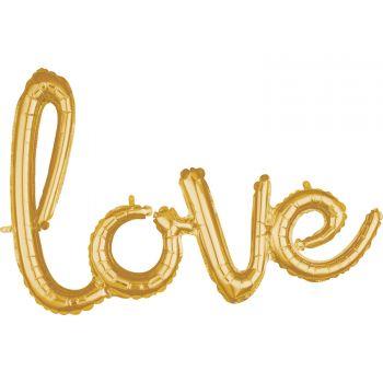 Ballon alu love or