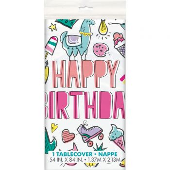 Nappe Happy Birthday favourite things