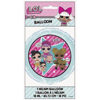 Ballons helium LOL Surprise