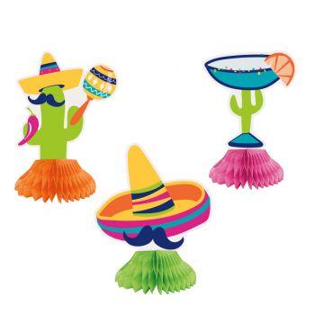 3 décors de table Boho fiesta