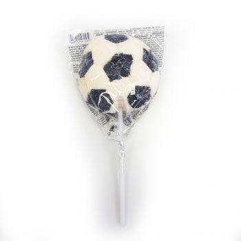 Sucette marshmallow ballon de foot