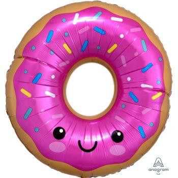 Ballon hélium géant Donut fun