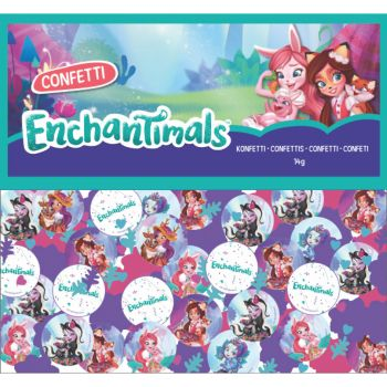 Confettis de table Enchantimals