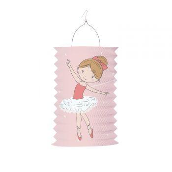 Lanterne en papier Petite danseuse
