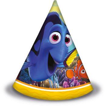 6 Chapeaux de fête Le monde de Dory
