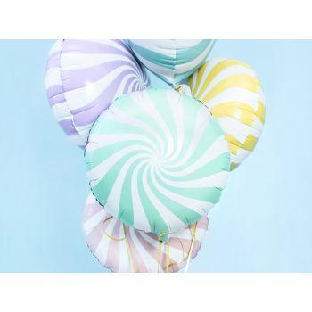 Ballon hélium Candy mint