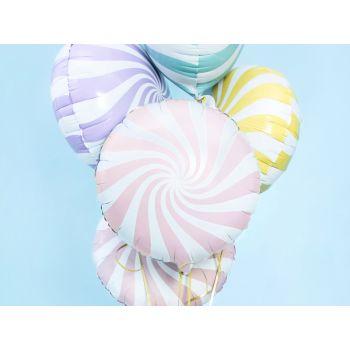 Ballon hélium Candy rose