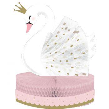 Centre de table Swan party