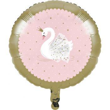 Ballon hélium Swan party