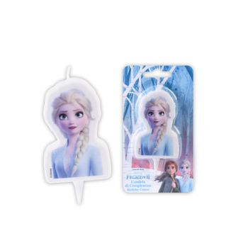 Bougie Reine des neiges La Reine des Neiges II