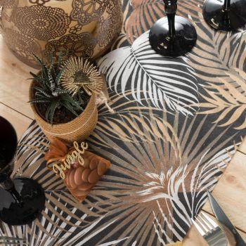 Chemin de table Savane jungle