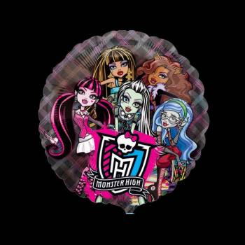 Ballon super géant Monster high