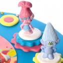Figurines et décors comestibles