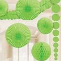 Décoration verte