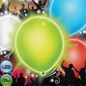 Ballons lumineux led